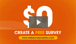 Web Survey Creator Introductory Video