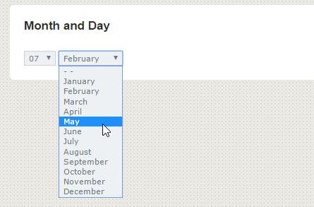 Date Format Enhancements